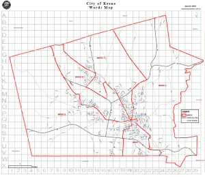 Keene_Ward_Map