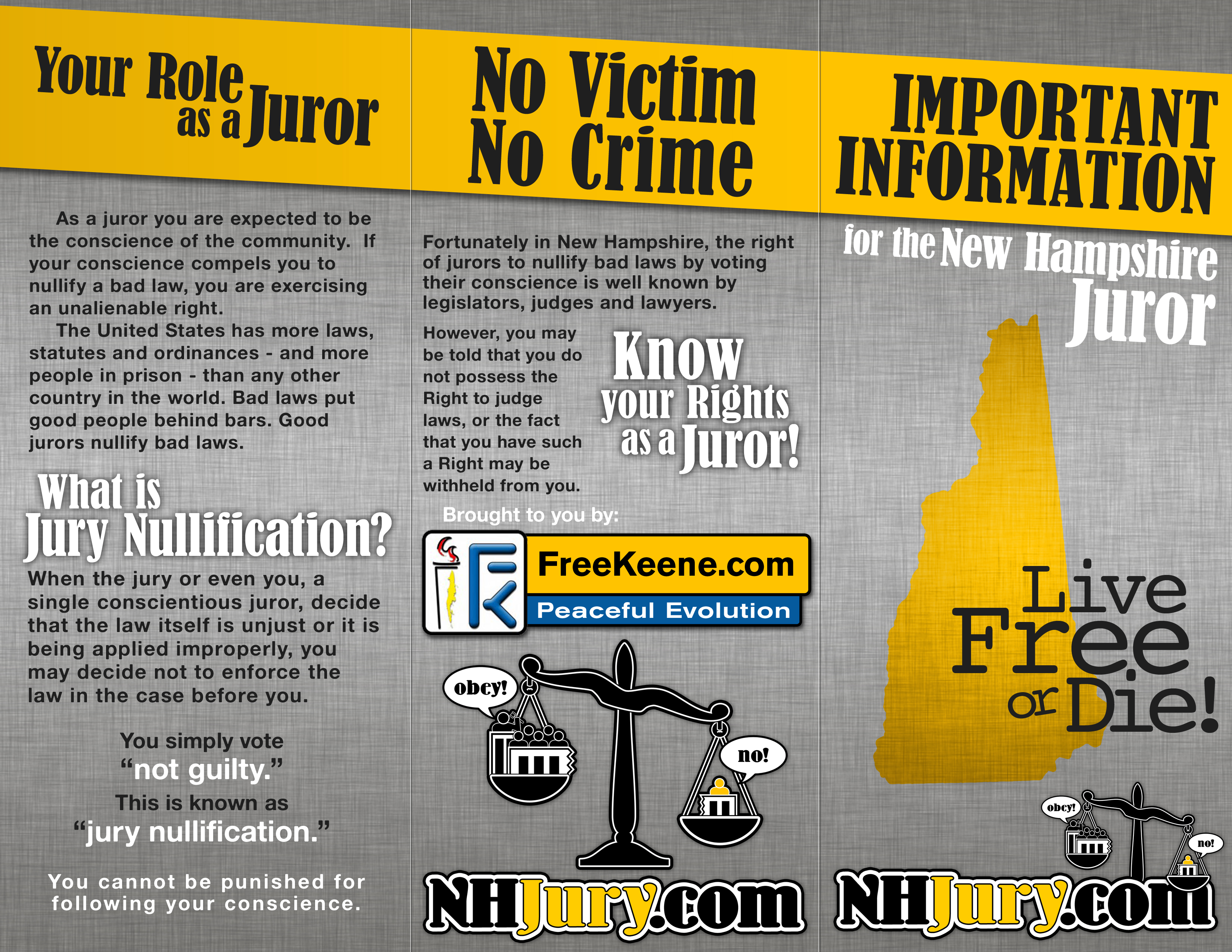 new jury outreach flier for all of nh free keene