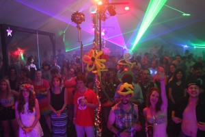 Buzz's Big Gay Dance Party at Porcfest 2014