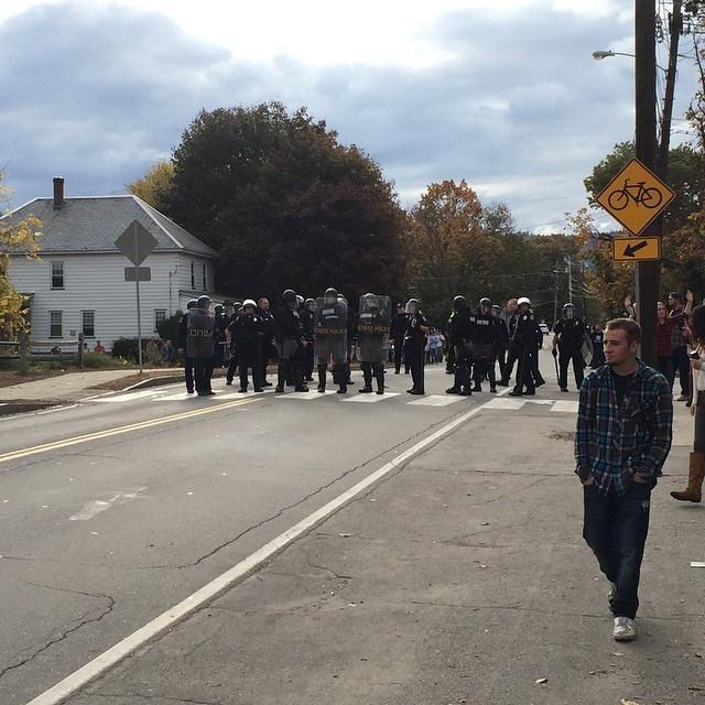 pumpkinfest riot