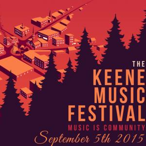 Keene Music Festival 2015